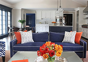 Sage Design Featured in Houzz - Bold Moves for your Dining Room