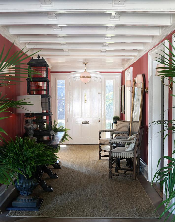 Sage Design home entry