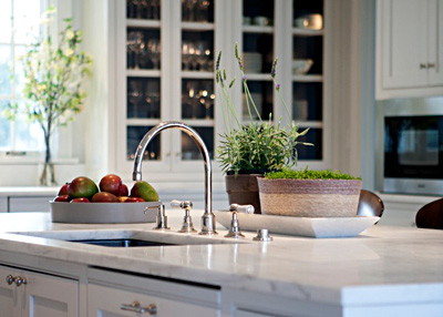 Design Award 2013 for Kitchen Design by Connecticut Cottages and Gardens