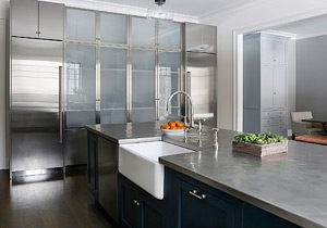 Modern kitchen by Sage Design